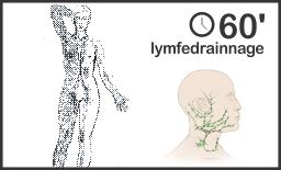 Lymfedrainnage 60 minuten